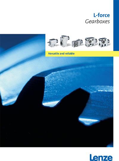 L-force catalogue Gearboxes GKS / GKR / GSS / GST / GFL