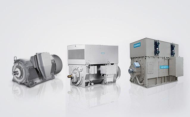 Hochspannungsmotoren-Siemens-n
