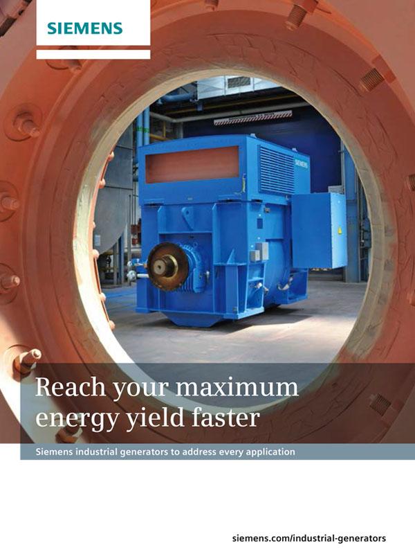 Industrial Generators
