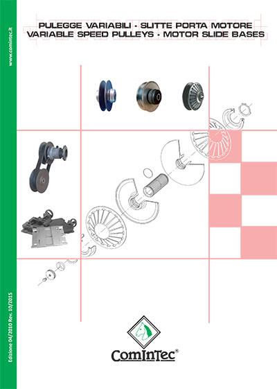 ComInTec Pulleys catalogue It...