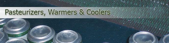 PasteurizersWarmersCoolers